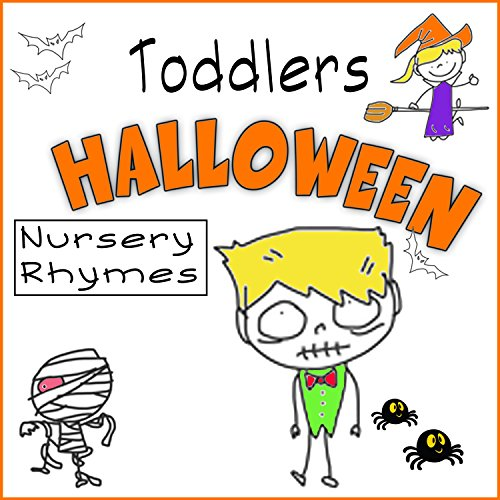 Toddlers Halloween Nursery Rhymes
