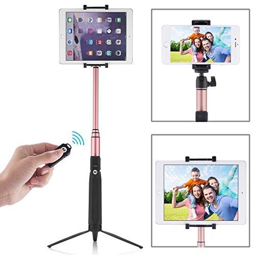 PERLESMITH Selfie Bluetooth Remote Tripod