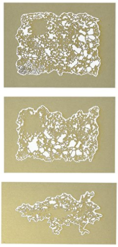 (Artool Freehand Airbrush Templates, Texture Fx Mini Series)