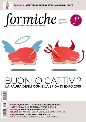formiche-88-italian-edition