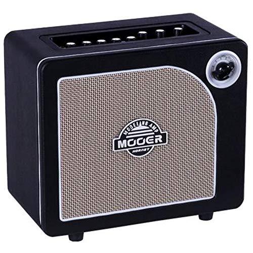 Modeling 15w Guitar - MOOER Hornet Black 15 Watt Didital Modeling Combo Amplifier Guitar Amp Amplifier Head Guitarra Speaker