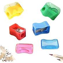 144 Pencil Sharpeners - Plastic Assortment