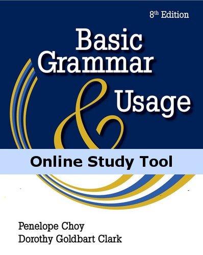 writespace-with-personal-tutor-for-developmental-english-for-choy-goldbart-clarks-basic-grammar-and-