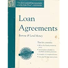 Nolos Law Form Kit Loan Agreements