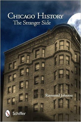 Book Chicago History: The Stranger Side by Raymond Johnson (2014)