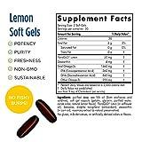 Nordic Naturals Omega Vision, Lemon - 60 Soft Gels