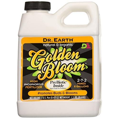 Dr. Earth Golden Bloom Fertilizer, 16-Ounce supplier