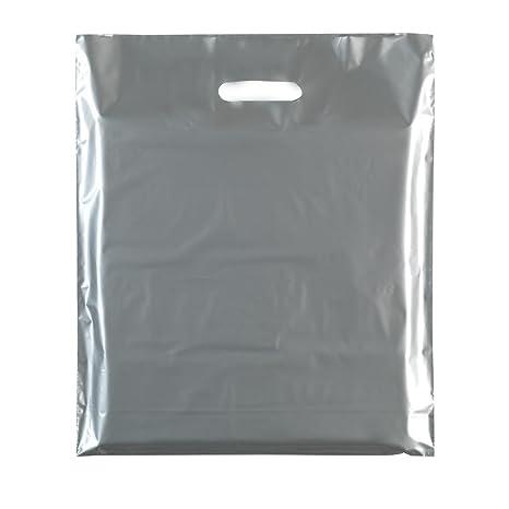 400 x plata (60 micras) Color notebookbits bigdug bolsas de ...