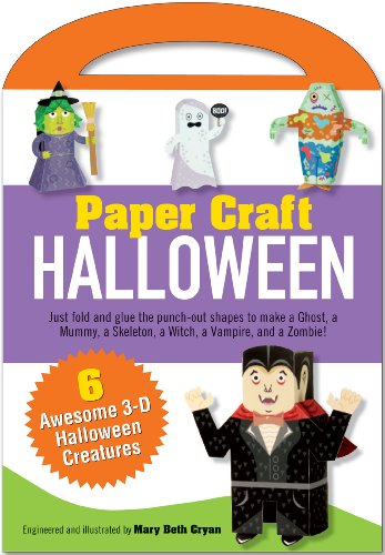 Halloween Paper Craft Kit (Papercraft, Paper (Halloween Paper Crafts Ideas)