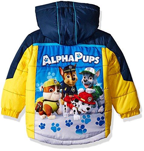1ab3b68d5772 Amazon.com  Nickelodeon Unisex Paw Patrol Puffer Coat  Clothing