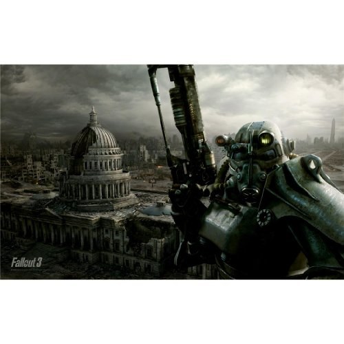 fallout 3 poster - 1
