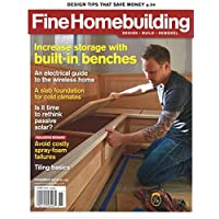 1-Year (8 Issues) of Fine Homebuilding Magazine Subscription