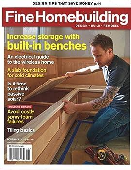 1-Yr of Fine Homebuilding Magazine