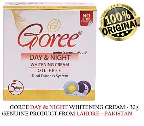 Goree Day and Night Whitening Beauty Cream