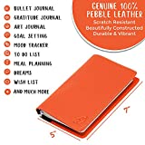 Travelers Notebook - A Refillable Leather Journal