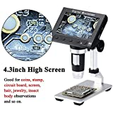 Jiusion 4.3inch Screen Full Color LCD Digital USB