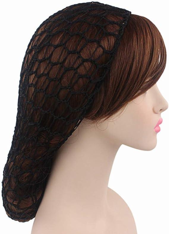 18 filets à cheveux traditionnelle Slumber Sleep-en filets à cheveux-Choix De 9 Couleurs