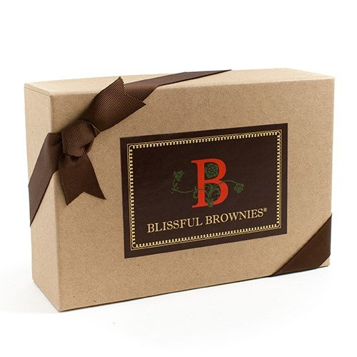 Blissful Brownies in Gift Box - Brown Sugar (15 ounce)