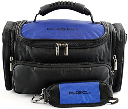 TGC® cámara grande para Pentax K-50, K-500, hasta tres lentes más ...