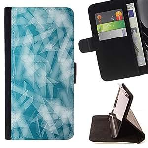 DEVIL CASE - FOR LG Nexus 5 D820 D821 - Minimalist Pattern - Style PU Leather Case Wallet Flip Stand Flap Closure Cover