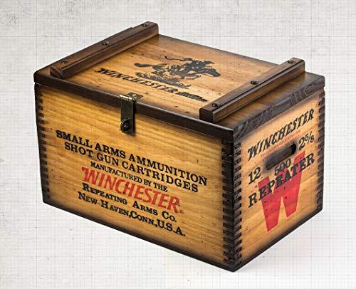 gun box wood - 8