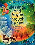 img - for Blessings and Prayers through the Year book / textbook / text book