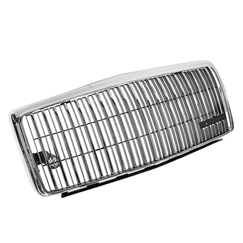Grille Chrome Assembly for 95-97 Lincoln Town (Lincoln Town Car Chrome Grille)