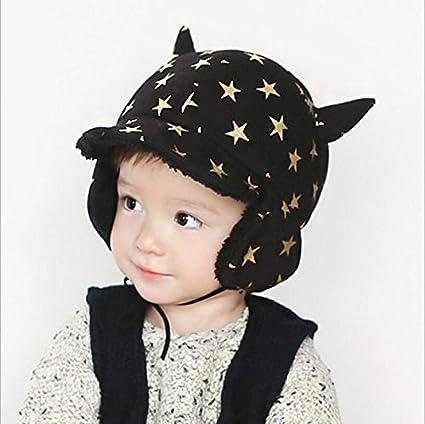 e1c09b9c3adc90 Buy Generic as pictures : 2016 Cute Boy Winter Hats Snow Cap Ear Protection  Bonnet Enfant Girls Crown Cap Added Velvet Very Warm Pilot Aviator Kids Hat  ...