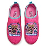 L.O.L. Surprise! Girls 11-3 Slip-on Water Shoes