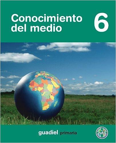 Descarga gratuita de libros para kindle touch. Proyecto En Ruta, conocimiento del medio, 6 Educación PriMaría PDF iBook PDB 848379165X