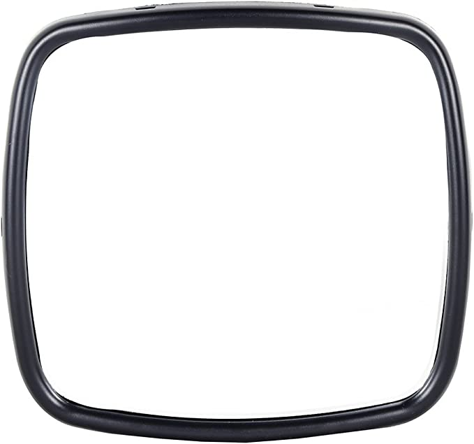 FEIPARTS Tow Mirrors Covers Towing Mirrors Covers Fit for 2005-2017 Freightliner Century Columbia Rearview Mirrors Covers with Left and Right Side Truck Mirrors Covers with Grey Housing
