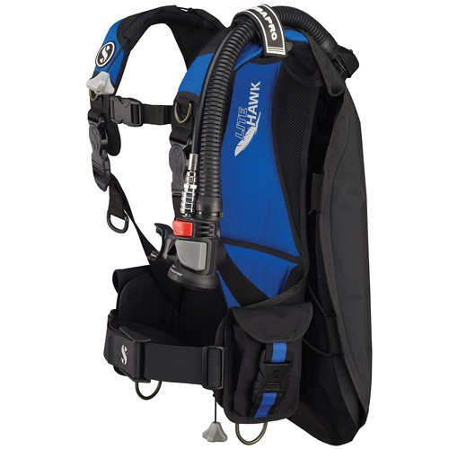 Scubapro Litehawk Scuba Diving BC with BPI - Medium/Large