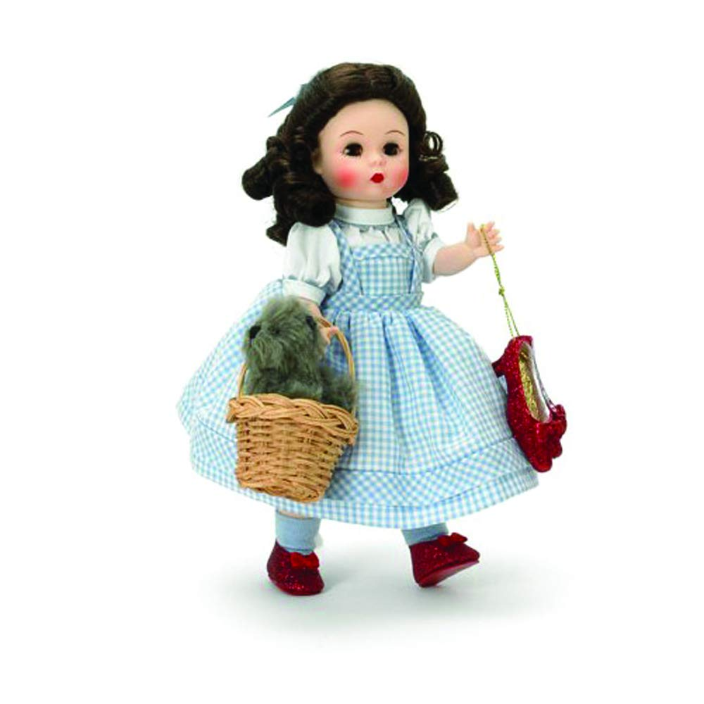 Madame Alexander Wizard of Oz Hollywood Collection Doll - Dorothy 8''