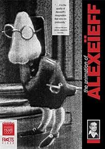 The Animation of Alexeieff