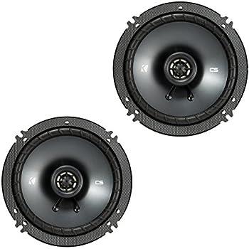 Amazoncom Kicker 40CSS654 65Inch 300W Component Speakers