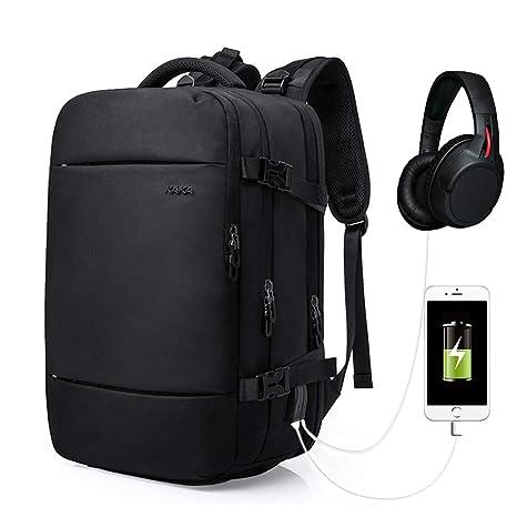 KAKA Travel Backpack,Laptop Backpack Water Resistant Hiking Backpack for Men  Women College Students, 59fe0c0d9d