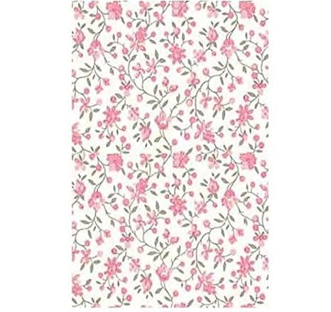 Pellicola Adesiva Pellicola Per Mobili Motivo Fiore Rosa Stile