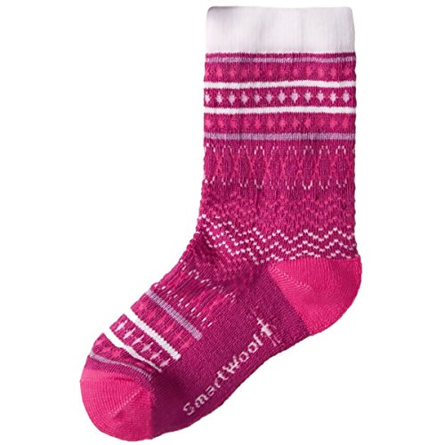 smartwool-girls-diamond-flush-crew-toddler-little-kid-big-kid-berry-socks-xs-6-85-toddler