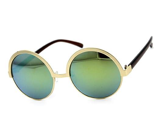 Tansle Damen Sonnenbrille Grün Gold/Green kfBibB