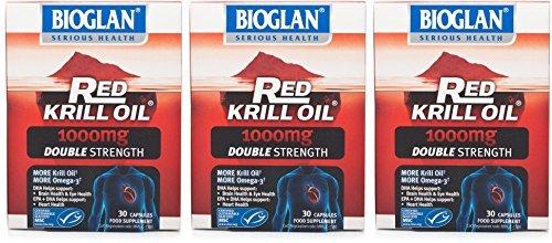 (3 PACK) - Bioglan - Red Krill Oil 1000mg DS | 30's | 3 PACK BUNDLE by Bioglan