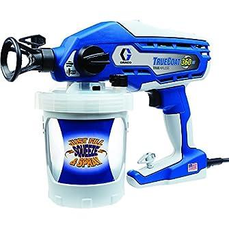Graco 17A466 TrueCoat 360DS Paint Sprayer