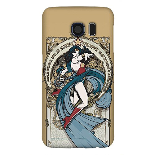 Price comparison product image Wonder Woman Beautiful As Aphrodite Phone Case for Galaxy S6