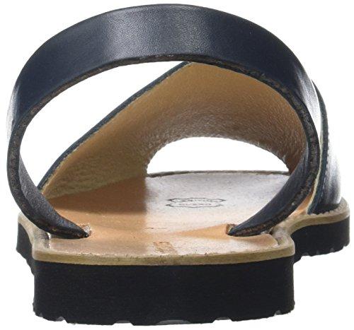 Alla Azul Uomo Sandali con Blu Cinturino Caviglia Minorquines Avarca Iw87cB