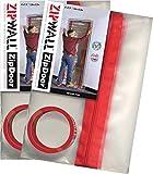ZipWall ZDS ZipDoor Standard Door Kit for Dust Containment (Pack of 2)