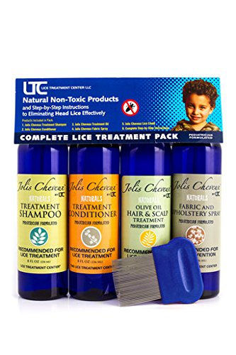 Lice Treatment Total Solution Cheveux product image
