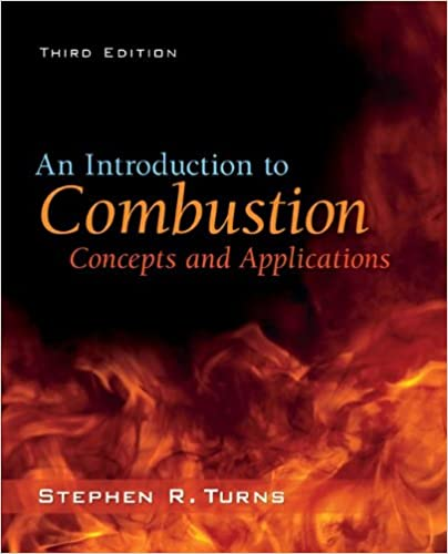 introduction to combustion turns solution manual