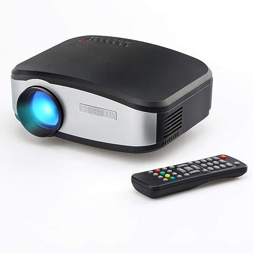 Cxraiy-HO Proyector LCD Proyector del Teatro casero 1200 800x480 ...