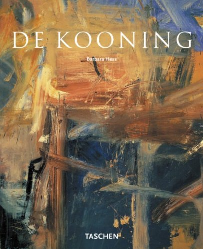 Download Willem De Kooning: 1904-1997, El Tema Como Inpresion Fugaz (Basic Art Album) (Spanish Edition) ebook