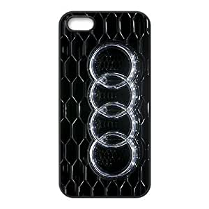 Cool-Benz the company logo as seen in an audi car Phone Case For Iphone 4/4S Cover