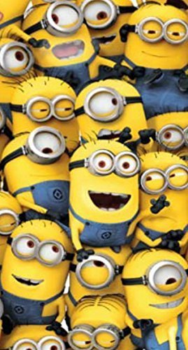 Minions multitud Toalla de playa toalla Sauna Mi Villano Favorito 75x150cm NUEVO - all-in-one-outlet-24: Amazon.es: Hogar